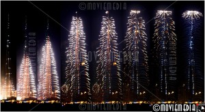 BurjFireWorkSequence